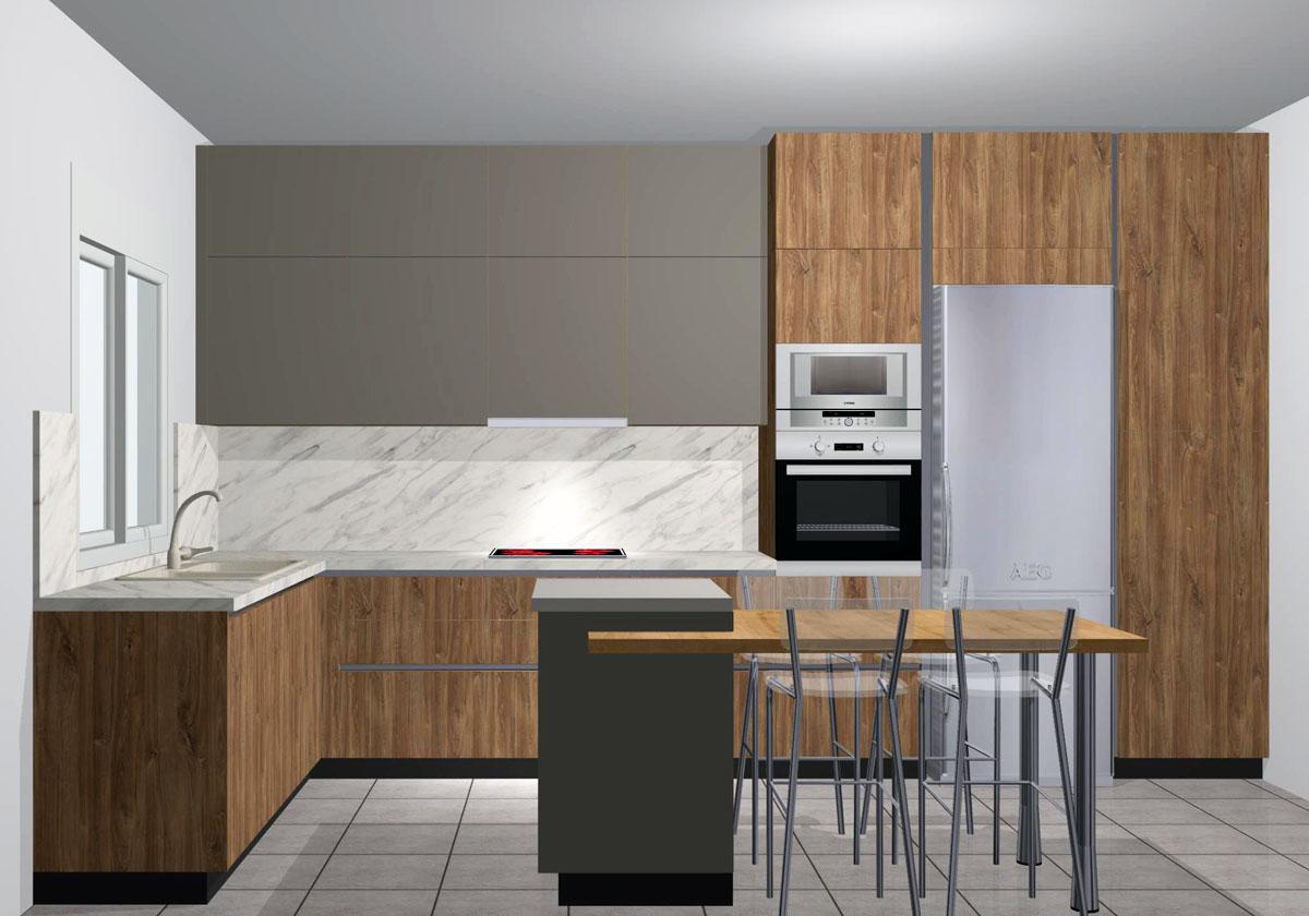 vedi σχεδιασμος κουζινας